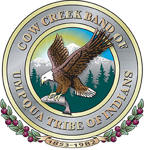 Cow Creek Band of Umpqua Tribe Indians - Title Sponsor