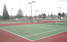 2007 – Tennis Court Expansion
