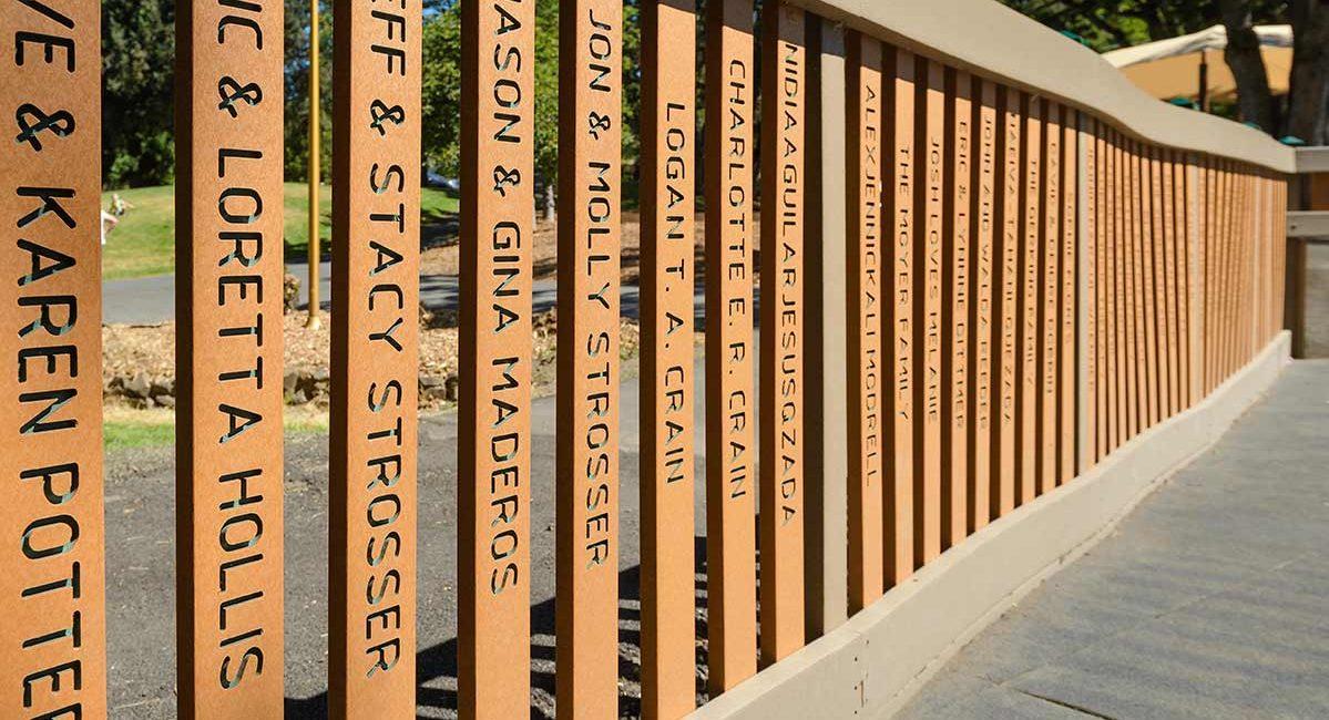 Olsrud Playground Fence Picket