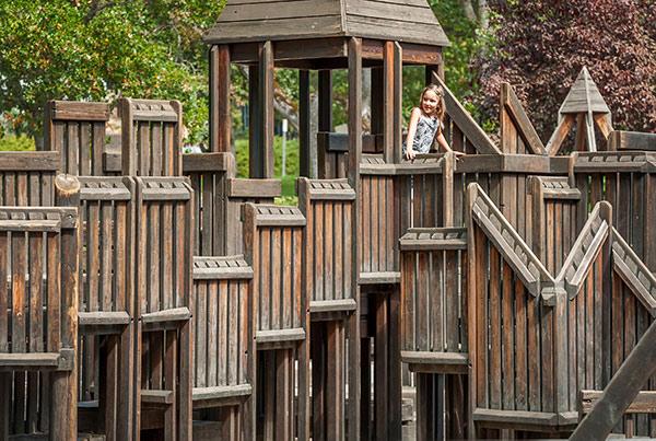 The Original Bear Creek Park Playground