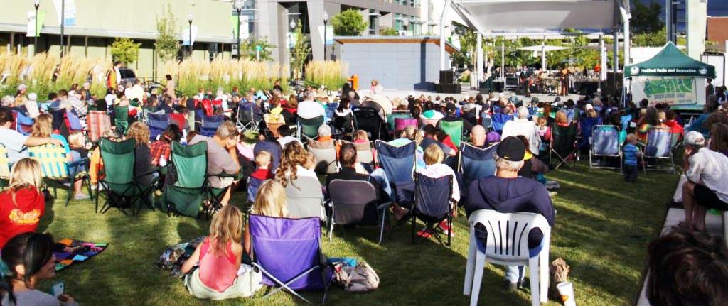 Medford Parks & Recreation Events - Parks Uncorked