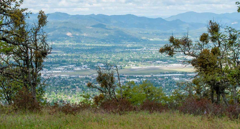 Rogue Valley Landscape