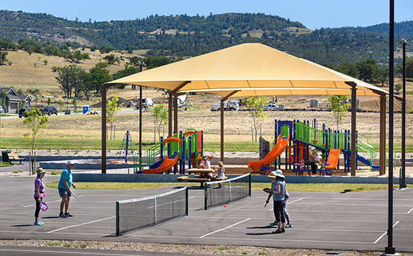 Village Center Park