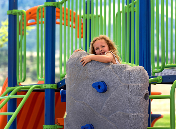 Village Center Park Playground