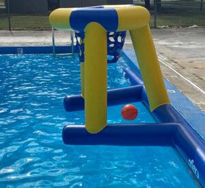 Fun Hoop at Jackson Pool