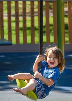 Olsrud Playground at Bear Creek Park